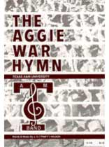 Aggie War Hymn Music Book
