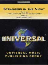 Bert Kaempfert - Strangers In the Night - Music Book