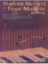 Phil Kraus - Modern Method for Four Mallets - Music Book