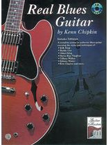 Kenn Chipkin - Real Blues Guitar - Music Book