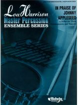 Lou Harrison - In Praise of Johnny Appleseed - Music Book