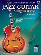 Doug Munro - Jazz Guitar, Jazz to Bebop - Book/ CD - Music Book