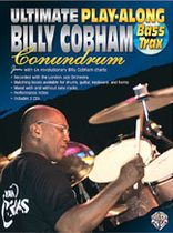 Billy Cobham - Ultimate Play-Along Bass Trax: Billy Cobham Conundrum - Music Book