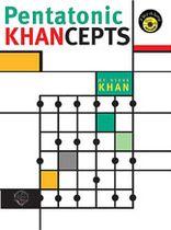 Steve Khan - Pentatonic Khancepts - Music Book