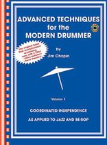 Jim Chapin - Advanced Techniques for the Modern Drummer - Music Book