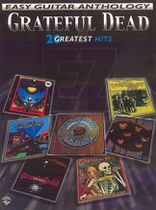 Grateful Dead - Grateful Dead: Easy Guitar Anthology - Music Book