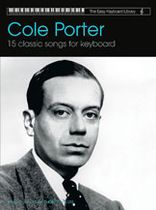 Cole Porter - Cole Porter: 15 Classic Songs for Keyboard (The Easy Keyboard Library) - Music Book