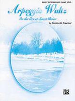 Arpeggio Waltz On the Ice At Sweet Briar Music Book