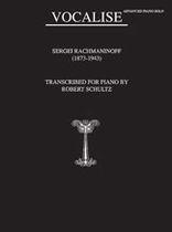 Robert Schultz - Vocalise, Op. 34, No. 14 - Music Book