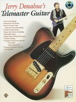 Jerry Donahue - Jerry Donahue's Telemaster Guitar - Music Book