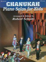 Robert Schultz - Chanukah Piano Solos for Kids - Music Book