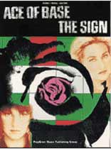 Ace of Base - Ace of Base / The Sign - Music Book