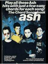 Ash - Ash Chord Songbook - Music Book