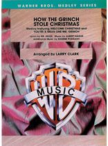 How the Grinch Stole Christmas - Music Book