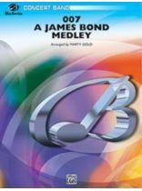 007 -- A James Bond Medley - Music Book
