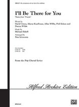 """Michael Skloff - I'll Be There for You (Theme from """"Friends"""") - Music Book"""