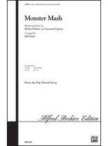 Monster Mash - Music Book
