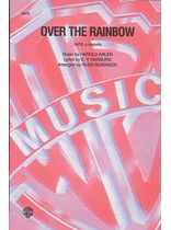 Harold Arlen - Over the Rainbow - Music Book