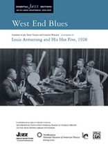 West End Blues - Music Book