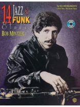 Bob Mintzer - 14 Jazz & Funk Etudes - Music Book