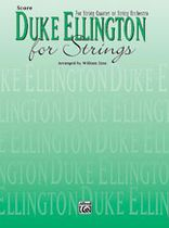 Duke Ellington for Strings Score