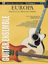 21st Century Guitar Ensemble Europa, With Cd - Music Book