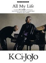 K-Ci & Jojo - All My Life Music Book