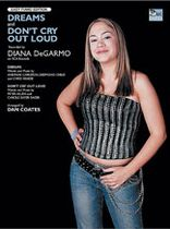Dreams / Don't Cry Out Loud - Music Book