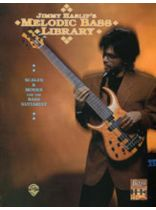 Jimmy Haslip - Jimmy Haslip's Melodic Bass Library - Music Book