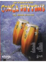 Bob Evans - Authentic Conga Rhythms (Revised) Music Book
