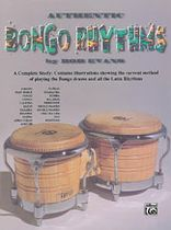 Bob Evans - Authentic Bongo Rhythms (Revised) - Music Book