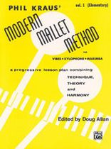 Phil Kraus - Modern Mallet Method, Book 1 - Music Book