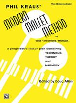 Phil Kraus - Modern Mallet Method, Book 2 - Music Book