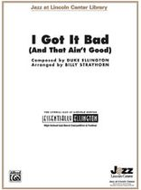 I Got It Bad - Music Book
