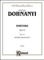 Serenade, Op. 10 - Music Book