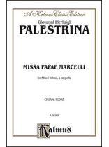 Giovanni Pierluigi Da Palestrina - Missa Papae Marcelli - Music Book