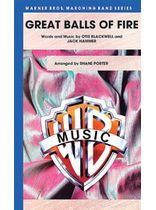 Jerry Lee Lewis - Great Balls of Fire - Music Book