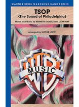 MFSB - Tsop (The Sound of Philadelphia) WB Marching Band Series Music Book