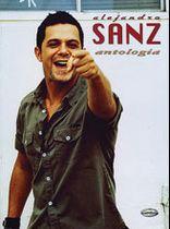 Alejandro Sanz - Alejandro Sanz: Antologfa - Music Book