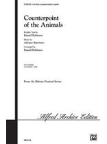 Adriano Banchieri - Counterpoint of the Animals - Music Book