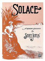 Scott Joplin - Solace (A Mexican Serenade) - Music Book