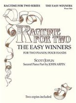 The Easy Winners - Music Book