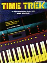 Mike Kocour - Time Trek Keybd & Seq Kocour - Music Book