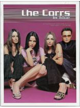 The Corrs - The Corrs in Blue - Music Book