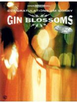 The Gin Blossoms - Gin Blossoms/Congratulations I'm Sorry - Music Book