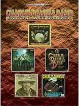 Charlie Daniels Band Guitar Anthology - Music Book