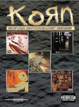 Korn - Korn: Guitar Anthology Series - Music Book