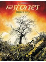 12 Stones - 12 Stones: Potter's Field - Music Book