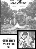 "Max Steiner - Tara Theme (My Own True Love) (from ""Gone with the Wind"") - Music Book"
