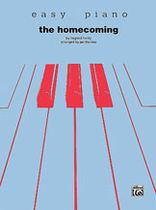 Hagood Hardy - Homecoming - Music Book